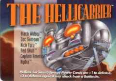 Location Hellicarrier, The