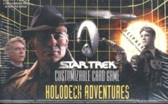 Holodeck Adventures 86 Card Uncommon/Common Set