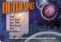 Location Outer Space