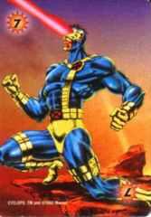 Power Card: Energy 7 Cyclops