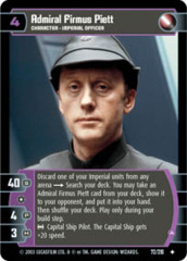 Admiral Firmus Piett (A)