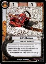 Ash's Chainsaw