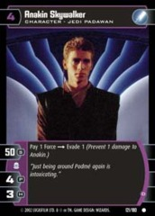 Anakin Skywalker (D)