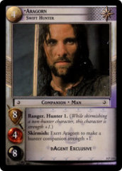 Aragorn, Swift Hunter (P)