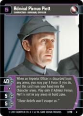 Admiral Firmus Piett (B)