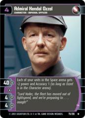 Admiral Kendal Ozzel (A)