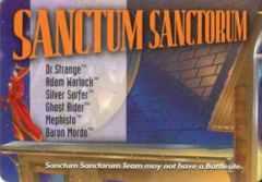 Location Sanctum Sanctorium