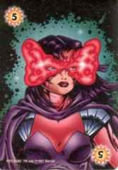 Power Card: Energy 5 Psylocke