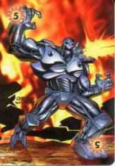 Power Card: Energy 5 Metallo