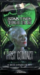 First Contact 80 Card Uncommon/Common Set