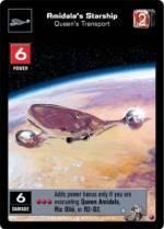 Amidala's Starship
