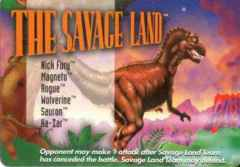 Location Savage Land, The