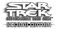 Star Tek Card Game Second Generation