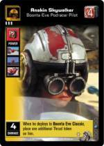 Anakin Skywalker, Boonta Eve Podracer Pilot