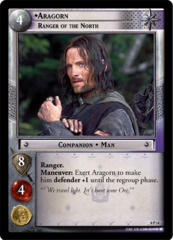 Aragorn, Ranger of the North (P)
