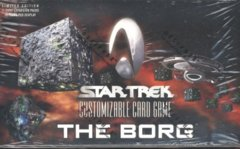 The Borg 82 Card Uncommon/Common Set