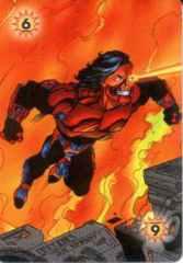 Power Card: Energy 6 Cyborg