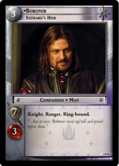 Boromir, Steward's Heir (P)