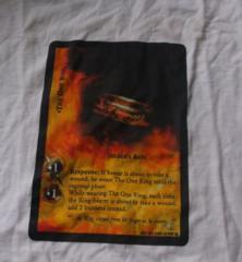 T-Shirt XL The One Ring, Isildur's Bane