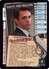 Agent Alex Krycek (XF96-0162v1)