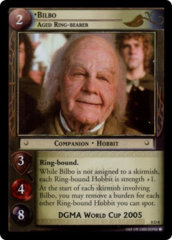 Bilbo, Aged Ring-bearer (D)