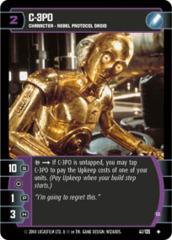 C 3PO (G)