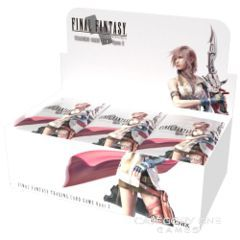 Final Fantasy TCG: Opus I Booster Box Wave 2