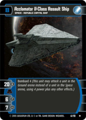 Acclamator II-Class Assault Ship