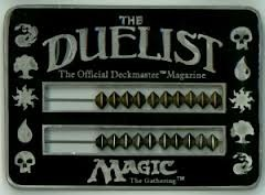 Duelist Abacus Life Counter - Black (1995)