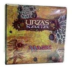 Urza's Saga 3-Ring Binder