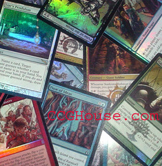 500 Foil Cards (50 R & 450C/U)