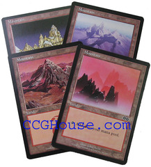Mountain Lot of 10