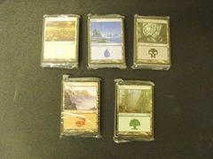 Magic 2010 Basic Land Pack (Sealed)