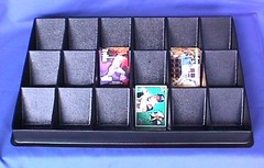 Card Sorting Tray (18 Slots)