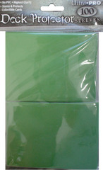 Ultra Pro Deck Protector - Green (100 ct)