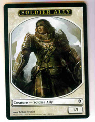 Token - Soldier Ally
