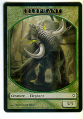 Token - Elephant