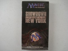 Showdown in New York VHS (1996 Pro Tour)