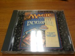 Magic the Gathering Interactive Encyclopedia CD