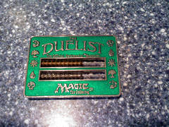Duelist Abacus Life Counter - Green (96-98)