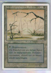 Drudge Skeletons with Swamp Art (German)