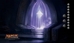Worldwake Playmat - Eye of Ugin
