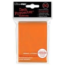 Ultra Pro Deck Protector - Orange (50 ct)