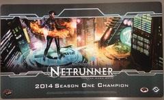 Netrunner Playmat - 2014 Season One Champion