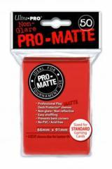Ultra Pro Deck Protector - Pro-Matte Peach (50 ct)