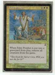False Prophet (Prerelease) - Shifted Date Stamp #A
