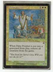 False Prophet (Prerelease) - Shifted Date Stamp #A
