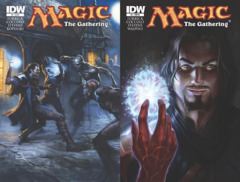 IDW Magic the Gathering Comic #4 - Alt Art cover