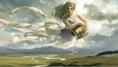 Promo Playmat - Greek Goddess