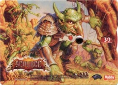 Hobby Japan Life Counter - Goblin Warchief (Scourge)